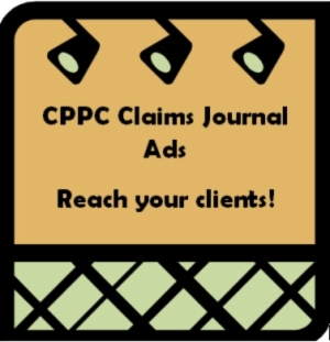 CPPC Claims Journal Ad