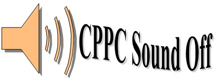 CPPC Sound off Logo