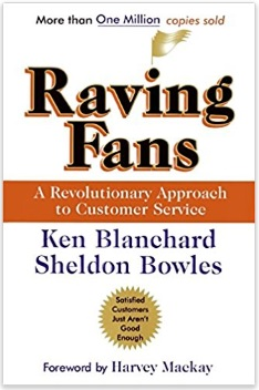 raving fans book cover